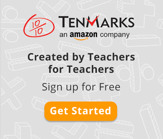 Created by Teachers for Teachers — Sign up for Free — Get Started